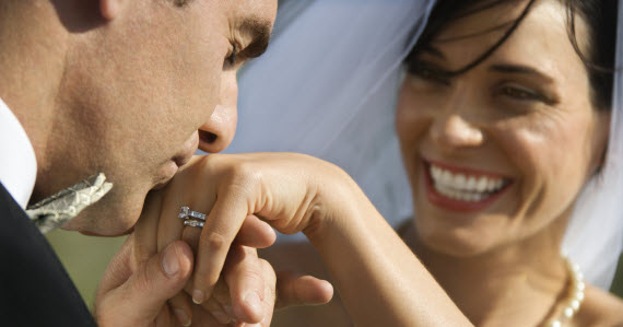 Vancouver Teeth Whitening Wedding